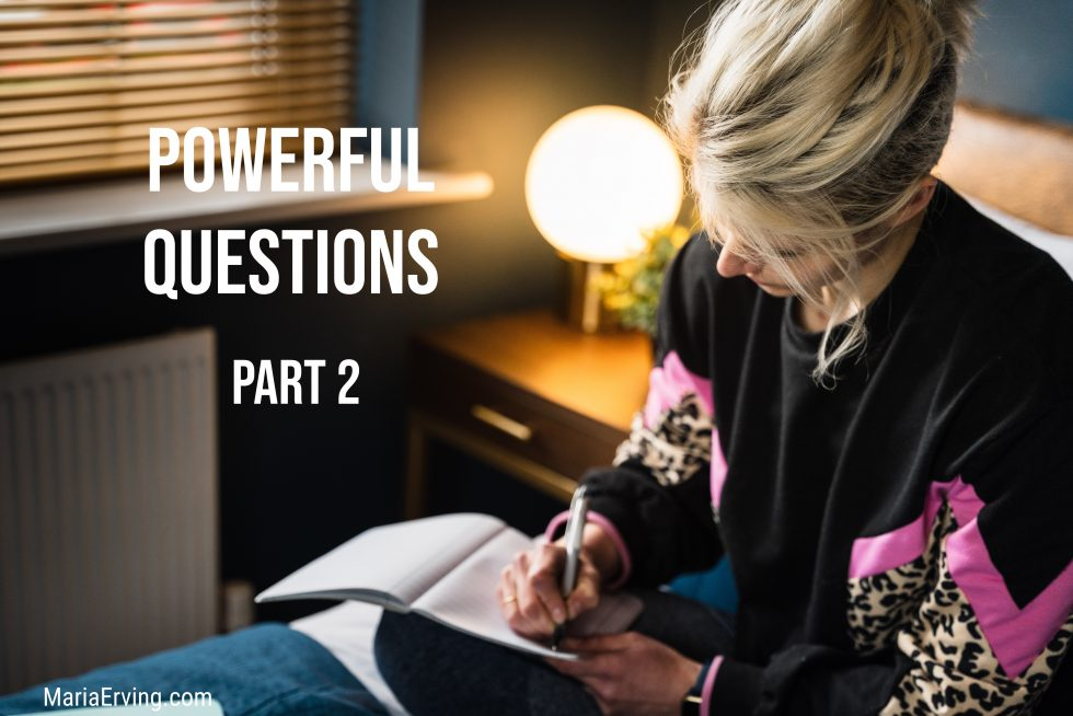 Powerful questions to ask yourself when it comes to your work (and life) direction: